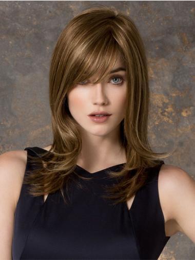 Quality Straight Monofilament Wigs